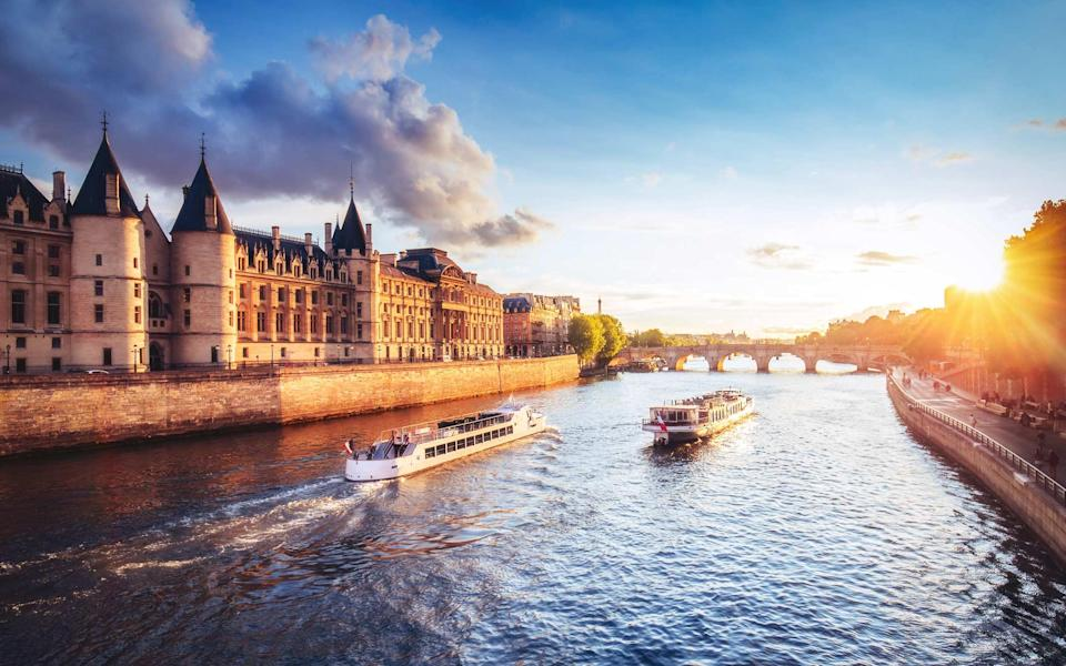 Nickovision takes to the water today in Germany, marking the return of river cruising in Europe - istock