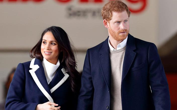 The first thing the Queen should do is give Prince Harry a clip round the ear - Getty Images Europe