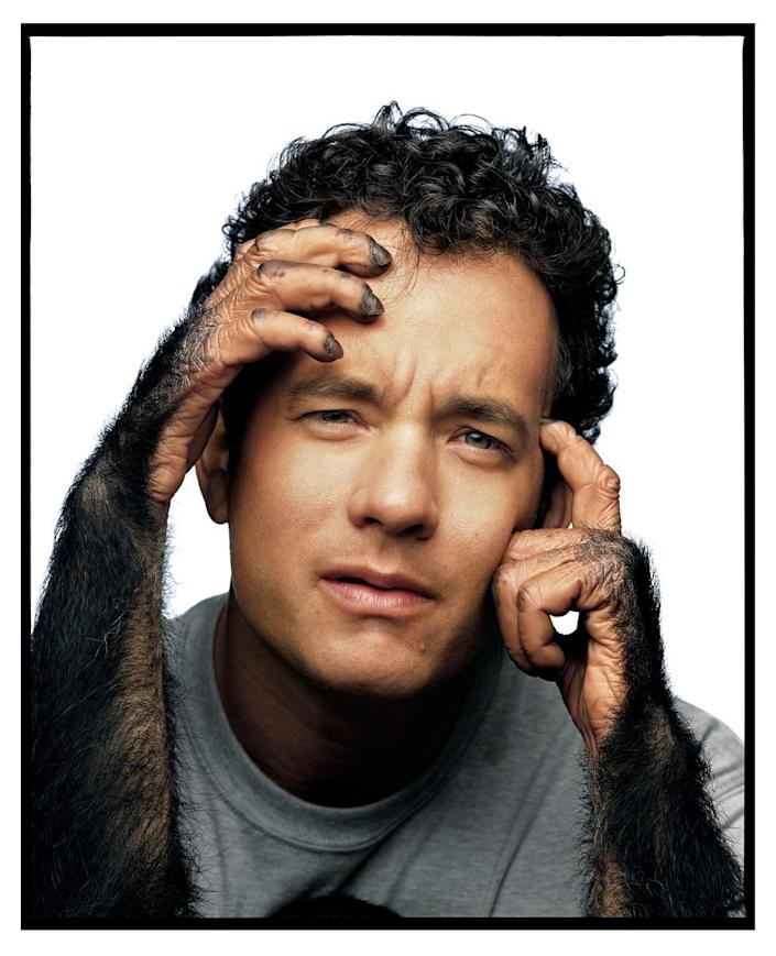 """Tom Hanks, photographed on June 6, 1994, for an US magazine cover story that August. <span class=""""copyright"""">(Mark Seliger)</span>"""