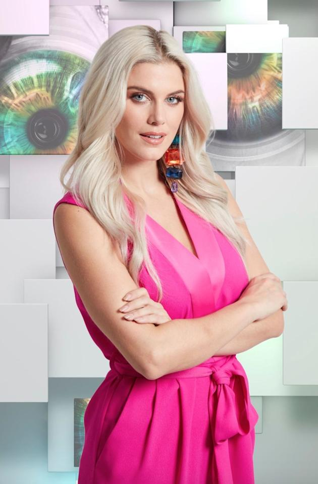 """<p><strong></strong><strong>Name: </strong>Ashley James</p><p><strong>Age:</strong> 30</p><p><strong>How You'd Know Her: </strong>This socialite and social media influencer has been a mainstay on <em>Made in Chelsea </em>in years past.</p><p><strong>Why She's Going In: </strong>""""I'm excited just to be in <em>Celebrity Big Brother</em>, it's a show I've loved since I was young, so to actually get to go in the Diary Room, I'm sorry but I think that is the coolest thing ever.""""</p>"""