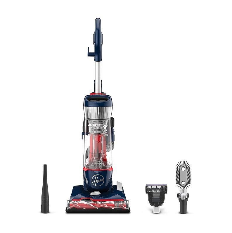 """Thanks to vacuums designed specifically for pet owners, you don't have to choose between a clean home and a furry friend. And according to one totally <em>floored</em> reviewer (see what we did there?), this model might just change your life—especially if you have a ton of pets. """"Wow. That's all I can say,"""" <a href=""""https://amzn.to/3nut2Yq"""" rel=""""nofollow noopener"""" target=""""_blank"""" data-ylk=""""slk:they wrote"""" class=""""link rapid-noclick-resp"""">they wrote</a>. """"I live in a house with two dogs, one cat, two parakeets, two gerbils, three kids, and a husband. Needless to say, we have a lot of dirt, pet hair, and dander on our carpets—and this is possibly the best vacuum I have ever owned."""" $180, Amazon. <a href=""""https://www.amazon.com/Hoover-Complete-Bagless-Upright-UH74110/dp/B07TWCKN7D/ref=sr_1_1"""" rel=""""nofollow noopener"""" target=""""_blank"""" data-ylk=""""slk:Get it now!"""" class=""""link rapid-noclick-resp"""">Get it now!</a>"""