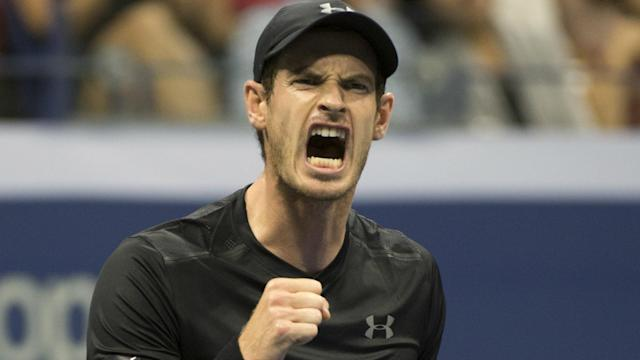 World number two Andy Murray needed just under two hours to see off Lukas Rosol in the US Open first round.