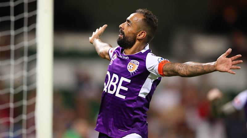 Perth Glory dominate PFA nominees for February