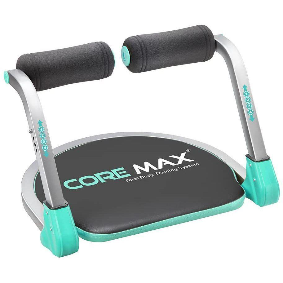 """<p><strong>Core Max</strong></p><p>walmart.com</p><p><strong>$107.03</strong></p><p><a href=""""https://go.redirectingat.com?id=74968X1596630&url=https%3A%2F%2Fwww.walmart.com%2Fip%2F521745620&sref=https%3A%2F%2Fwww.bestproducts.com%2Ffitness%2Fg36494726%2Fbest-abs-machines%2F"""" rel=""""nofollow noopener"""" target=""""_blank"""" data-ylk=""""slk:Shop Now"""" class=""""link rapid-noclick-resp"""">Shop Now</a></p><p>Bodyweight exercises not enough for your abs? This abs machine uses power-assisted springs to add resistance in both directions as you do moves like crunches or push-ups. </p><p>Even though body weight can be a powerful tool, using the three different levels of resistance allows you to level up moves that may be starting to feel easy. It also guarantees your muscles will be working throughout the whole exercise, which — of course — will help max out the benefits. </p>"""