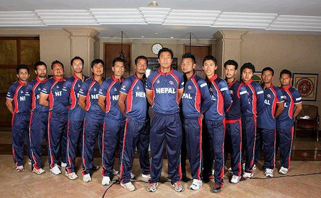 Nepal Cricket Team (file photo)