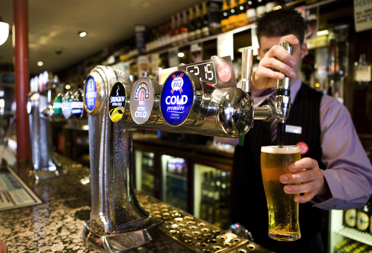A beer shortage could be on the way…
