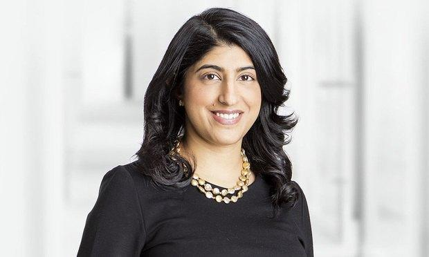 Kalpana Kotagal, a partner with Cohen Milstein Sellers & Toll.