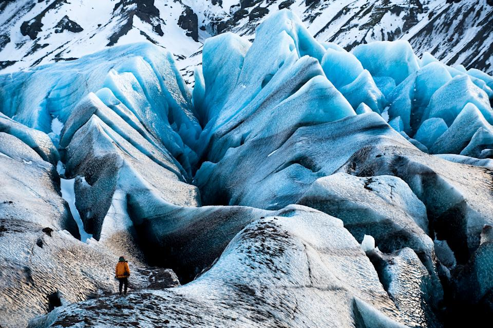 <p>James Balog's documentary is a startling wake-up call about the speed of melting ice</p>Waterbear
