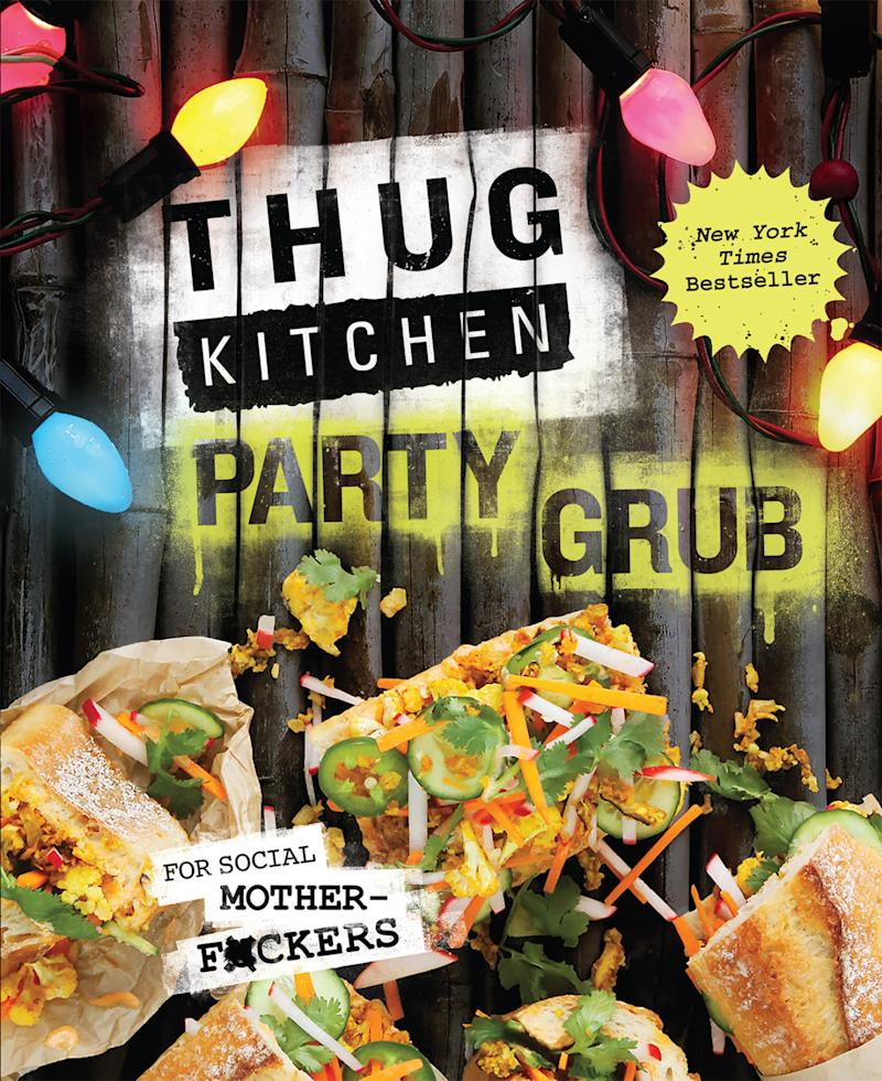 Throw a killer vegan new years eve party with thug kitchen party grub forumfinder Choice Image