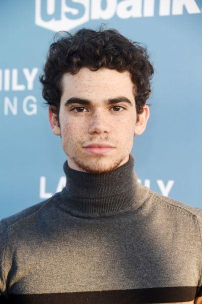 PHOTO: Cameron Boyce arrives at an event on April 25, 2019, in West Hollywood, Calif. (Amanda Edwards/WireImage via Getty Images)