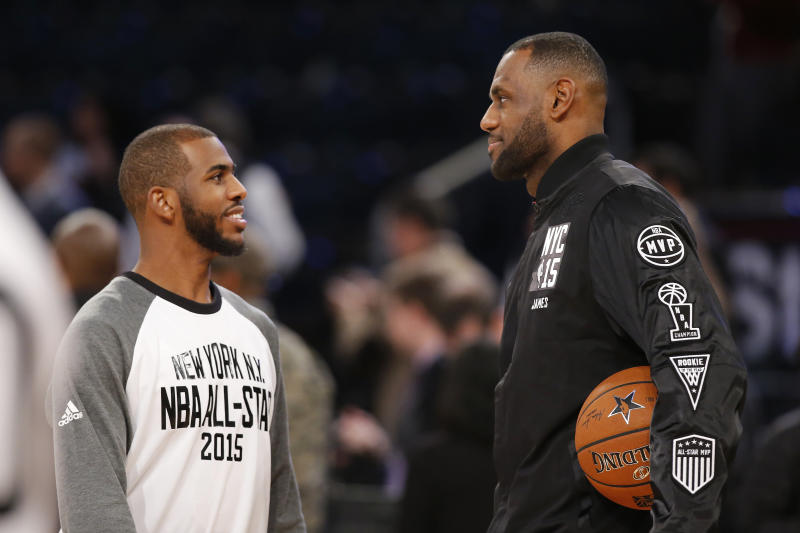 9390dd08f How exactly could the Houston Rockets add LeBron James in 2018