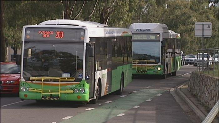 ACT public transport policy 'a failure'