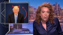 Michelle Wolf Dunks on Comedy Shows Like Hers: An Earnest Plea Is 'Easier' Than Writing Jokes (Video)