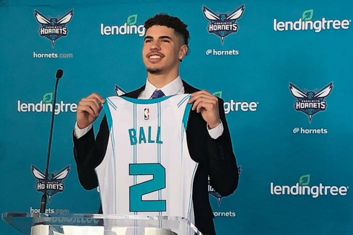 Lamelo Ball Says He Isn T Spending The Money From His 35 1 Million Hornets Contract