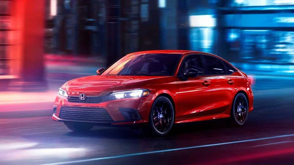 Pricing and availability details of 2022 Honda Civic sedan leaked