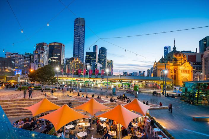 Australians were warned Monday to avoid travelling to Melbourne, as the country's second biggest city tightened restrictions over fears of a second wave.