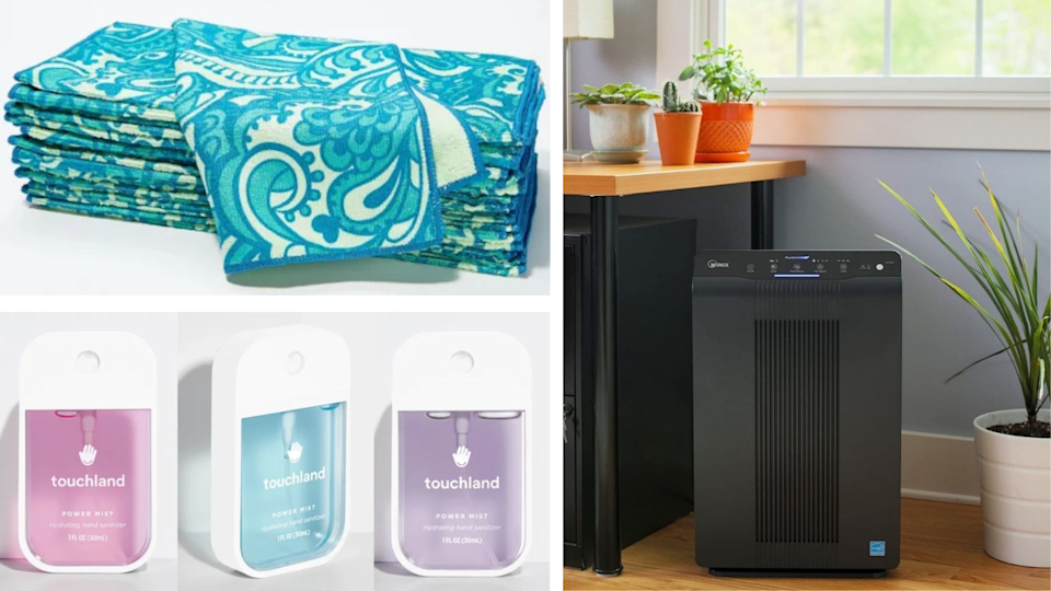 These top-rated dorm cleaning supplies are essential for the school year.