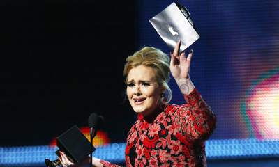 Grammy Gatecrasher Appeals To Adele For Help