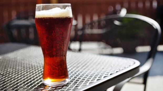 Grabbing a pint outdoors may be a bit easier in Saint John this summer as the city is waiving patio fees for uptown businesses. (iStock - image credit)