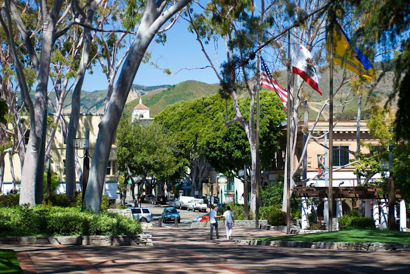 "Residents in SLO told Witters that they ""eat healthy every day."""