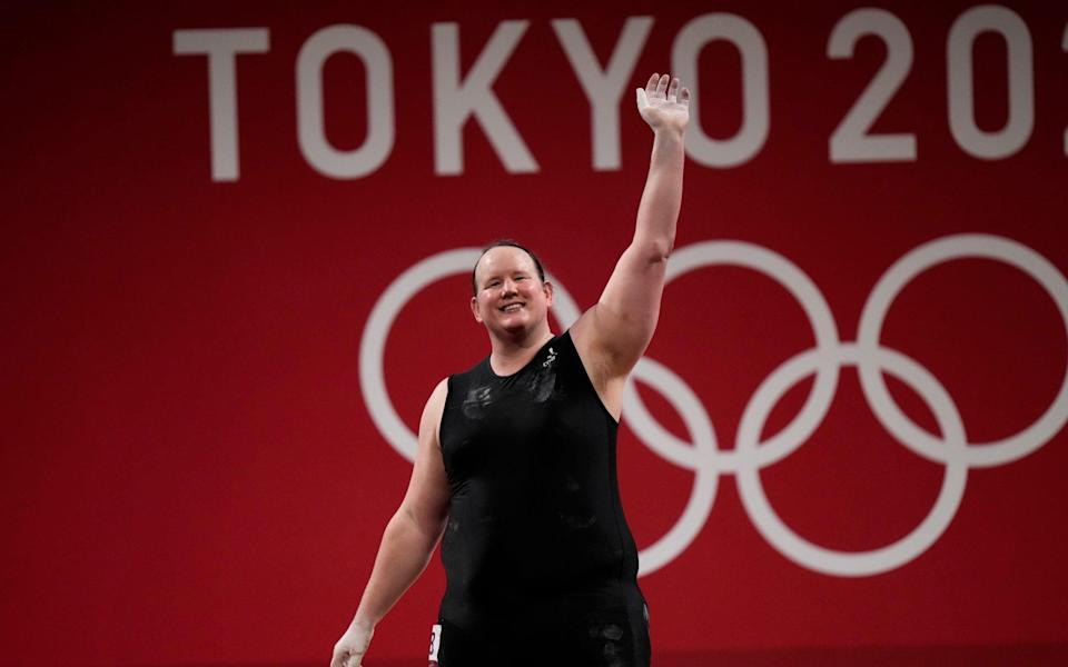 Laurel Hubbard drops retirement hint after Olympics furore: 'Age just caught up with me' - AP