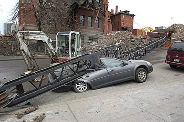 10 Car Related Ways Your Day Could Be Much Worse