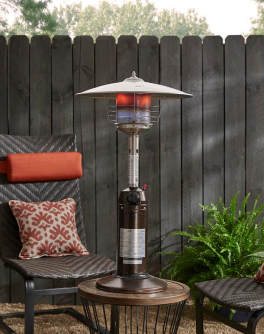 Patio Heaters Are The Baby Pools Of Fall So Buy One Before They Sell Out