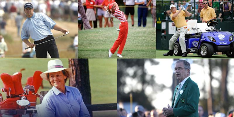 Emotions run high for 2019 World Golf Hall of Fame class