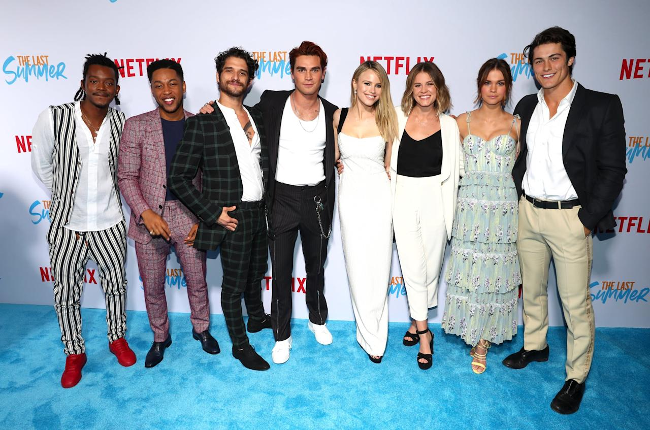 <p>In <strong>The Last Summer</strong>, a group of Chicago teens try to make the most of their last summer before going their separate ways to college. Wolfgang stars as part of the group, alongside <strong>Riverdale</strong>'s KJ Apa, <strong>The Fosters</strong>' Maia Mitchell, and <strong>Teen Wolf</strong>'s Tyler Posey.</p>