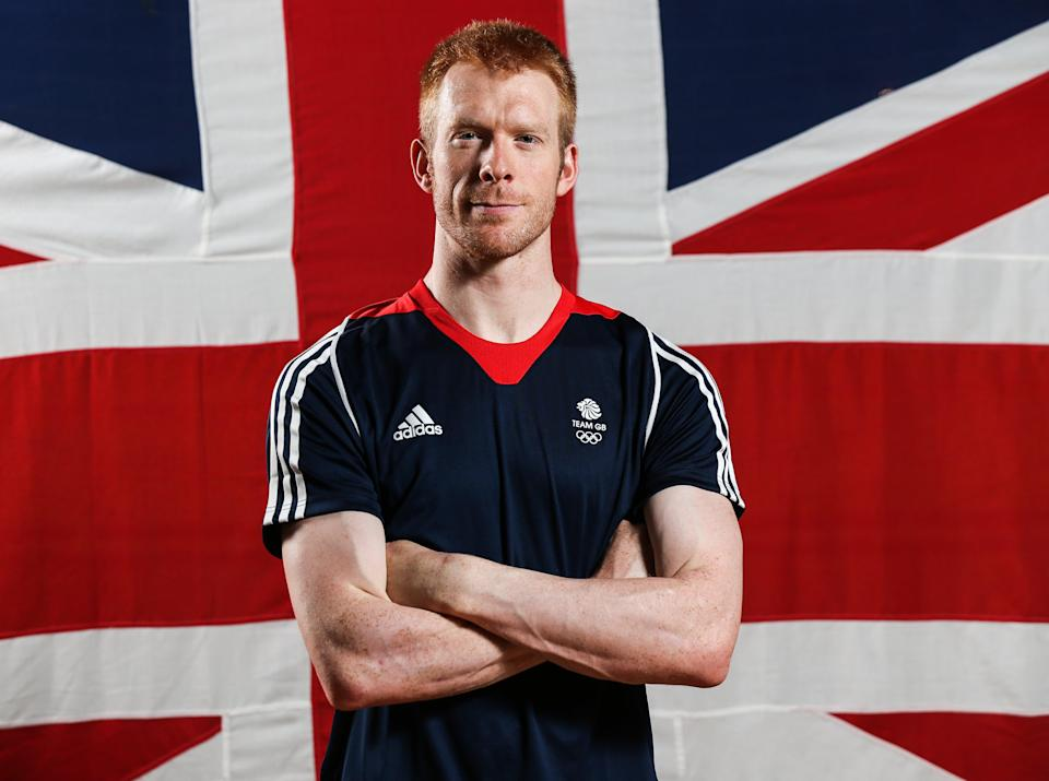 Ed Clancy has pulled out of the men's team pursuit in Tokyo due to a back problem and announced his retirement from the Great Britain team (Barrington Coombs/PA Images). (PA Archive)