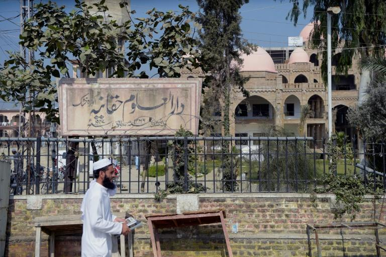 Darul Uloom Haqqania seminary has churned out a who's who of Taliban top brass