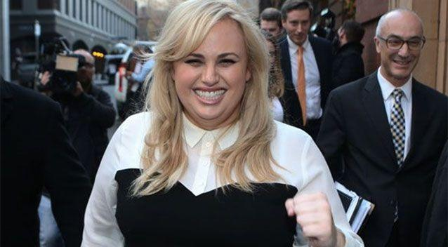 Rebel Wilson has been awarded the biggest defamation payout in Australian history. Source: AAP