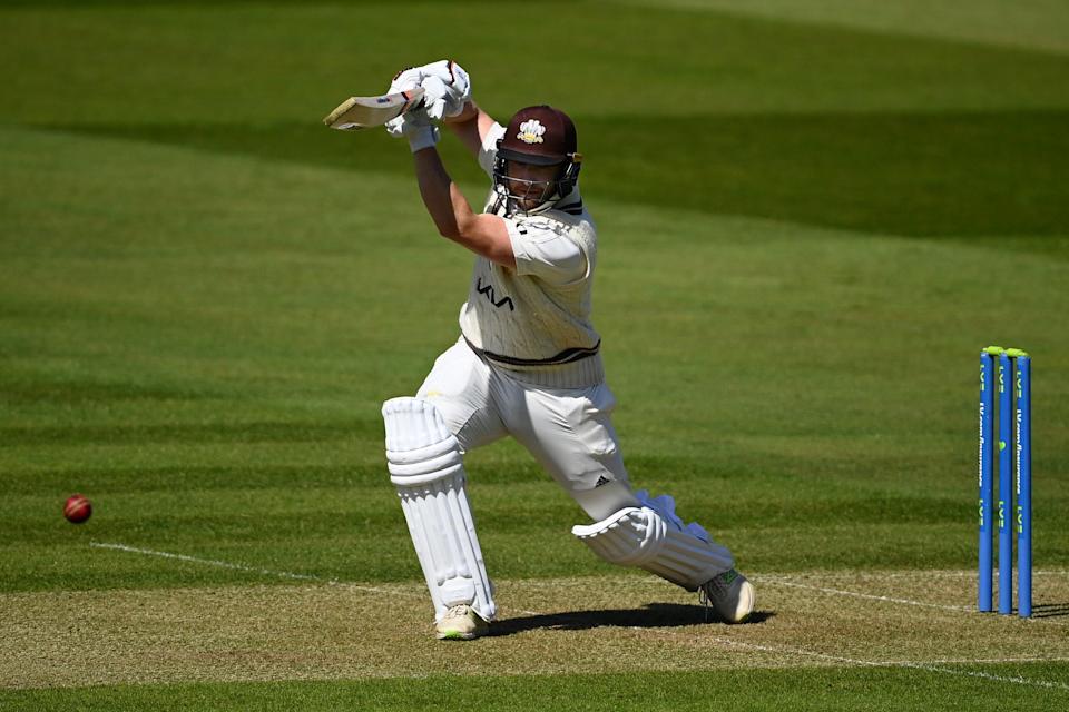 Mark Stoneman in action this season (Getty Images)
