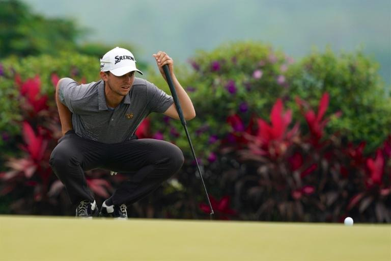 Lining up a first major: Globe-trotting John Catlin will debut in the US PGA Championship next month