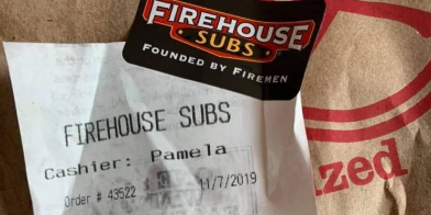 Man slams restaurant chain for receipt that called him a racial slur: 'You can't insult my people'