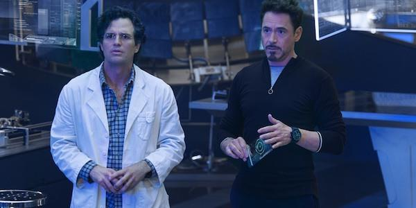 Robert Downey Jr ultimately convinced Mark Ruffalo to join in with the superhero fun (Image by Disney)