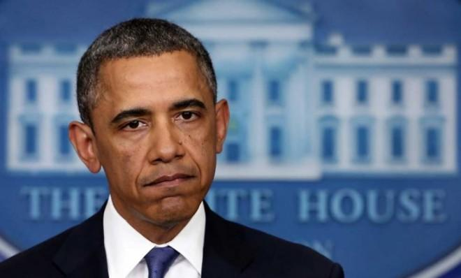 "President Barack Obama said Friday that he was ""modestly optimistic"" that Congress might still avoid the fiscal cliff."