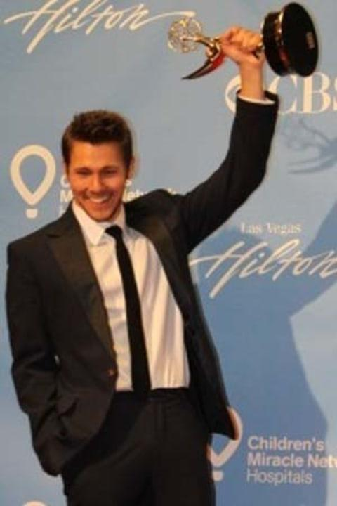 The Bold and the Beautiful's Scott Clifton won the 2011 Daytime Emmy Award for Outstanding Younger Actor.