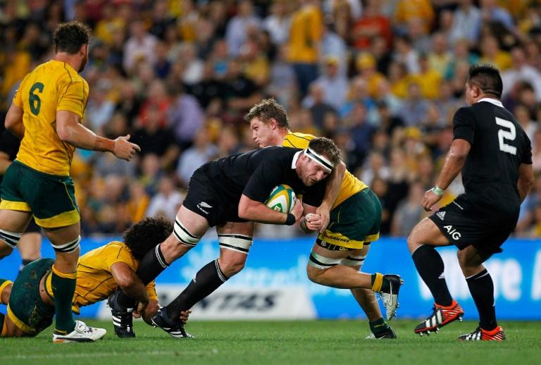 Hooper excited to play with Read, under All Blacks' Hansen