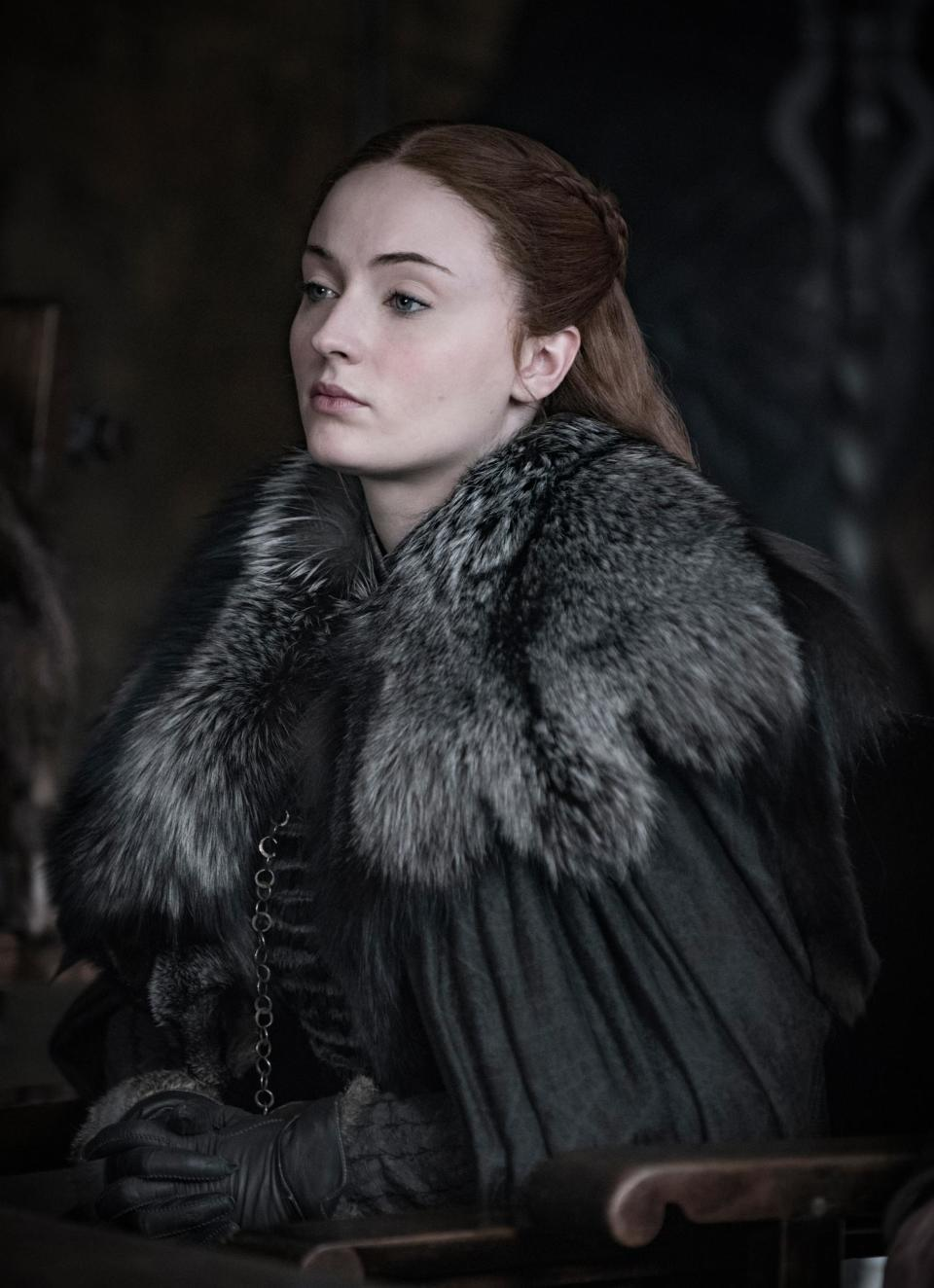<p>The elder Stark daughter demonstrated her independence (and her cunning) by outsmarting Littlefinger in open court. She's also asserting herself in her increasingly estranged relationship with Jon. How long until she decides it's past time for a queen in the North? </p>