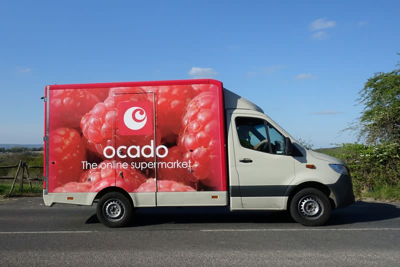 Ocado ropes in Rolls-Royce executive to replace long-time CFO