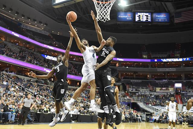 Butler's upcoming schedule made Wednesday's game especially important. (Getty)