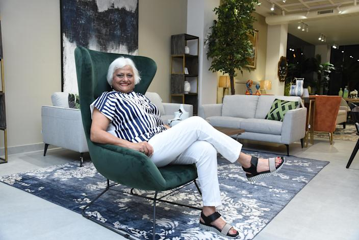 Mimi Jumabhoy kicked off the entrepreneurial chapter of her life in 1992 with WTP, a contemporary lifestyle, antique, and furniture store