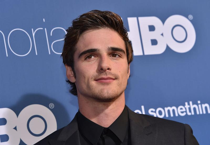 Australian actor Jacob Elordi attends the Los Angeles premiere of the new HBO series