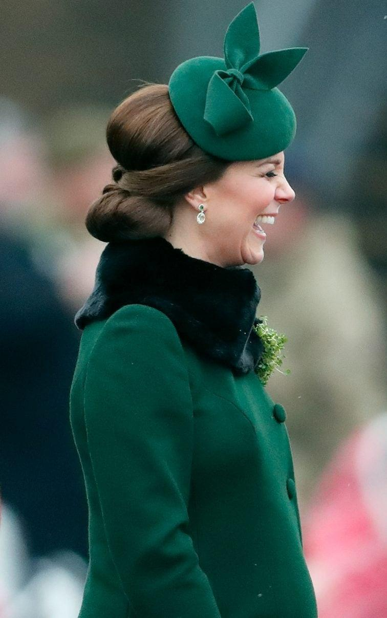 Kate Middleton pregnant - Getty Images