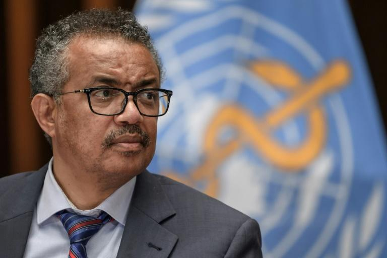 "It will be most effective to ""vaccinate some people in all countries rather than all people in some countries,"" Tedros said"