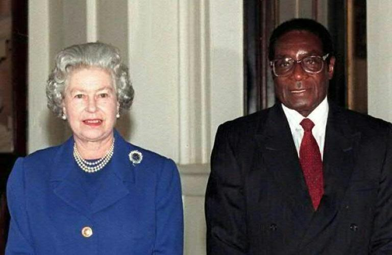 Zimbabwean ex-president Robert Mugabe ended his life stripped of his honorary British knighthood and barred from many Western countries