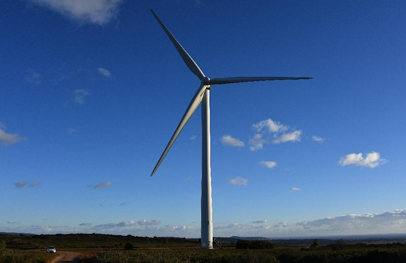 """This new material (Eurotapes) could be used to make more potent and lighter wind turbines,"" Xavier Obradors said, predicting it will make it possible to manufacture wind turbines one day with double the potency than existing ones"
