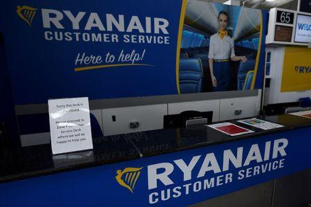 Ryanair Strike dates: Flights cancelled - Why are pilots on strike in Ireland?