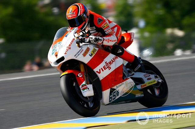 "2011: Stefan Bradl (Kalex) <span class=""copyright"">Gold and Goose / Motorsport Images</span>"